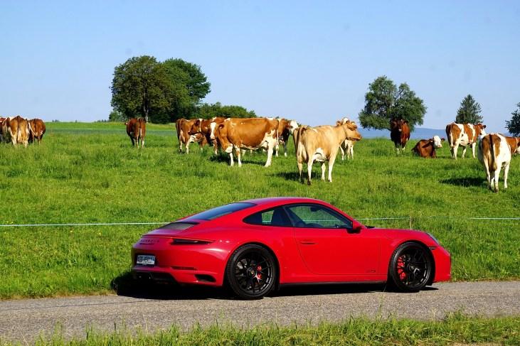 @Porsche 911 Carrera 4 GTS - 5