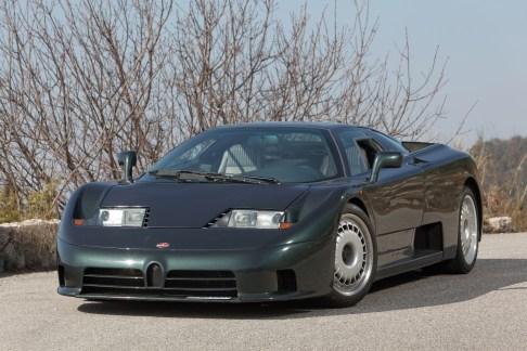 @Bugatti EB110-39031 - 3