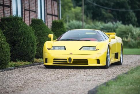 @Bugatti EB110SS-39038 - 1