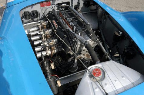 1954 2-litre Maserati A6GCS Series II Spider Corsa-2065 3