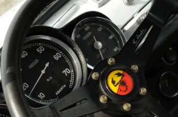 1966 ABARTH 1000 TC BERLINETTA CORSA 7