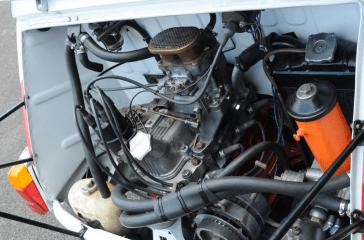 1966 ABARTH 1000 TC BERLINETTA CORSA 8