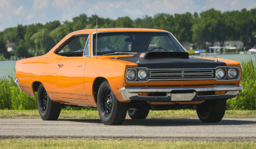 1969 PLYMOUTH ROAD RUNNER 1