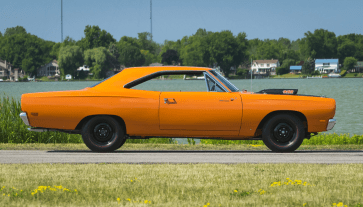 1969 PLYMOUTH ROAD RUNNER 18