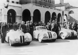 @1937 BMW 328 Mille Miglia Bügelfalte - 21