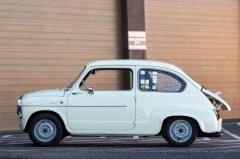 @1959 FIAT-ABARTH BERLINA 750 DERIVAZIONE - 11