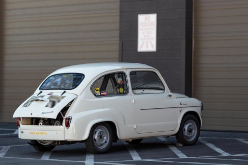 @1959 FIAT-ABARTH BERLINA 750 DERIVAZIONE - 12