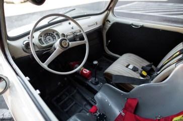 @1959 FIAT-ABARTH BERLINA 750 DERIVAZIONE - 3
