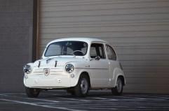 @1959 FIAT-ABARTH BERLINA 750 DERIVAZIONE - 4