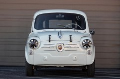 @1959 FIAT-ABARTH BERLINA 750 DERIVAZIONE - 5
