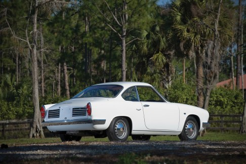 @1960 Abarth 850 Allemano Coupe - 10