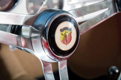 @1960 Abarth 850 Allemano Coupe - 14