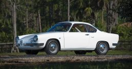 @1960 Abarth 850 Allemano Coupe - 2