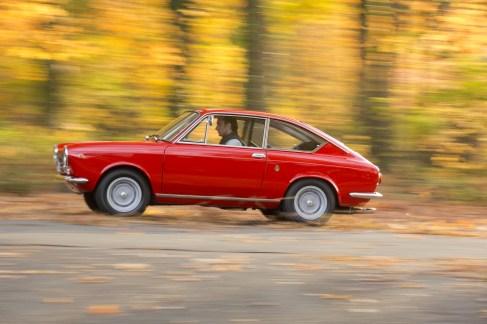 @1966 Fiat Abarth 1000 OTR-2 - 1