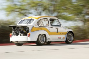 @1967 Fiat-Abarth 1000TC Berlina Corsa - 13