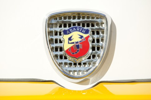 @1967 Fiat-Abarth 1000TC Berlina Corsa - 2