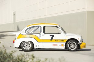 @1967 Fiat-Abarth 1000TC Berlina Corsa - 5