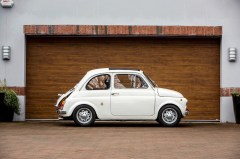 @1970 FIAT-ABARTH 595 SS SPORTS SALOON - 5