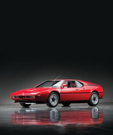 @1980 BMW M1 - WBS59910004301360 - 1