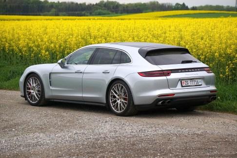 @Porsche Panamera Sport Turismo Test - 26