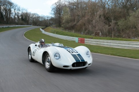 @1958 Lister-Jaguar 'Knobbly' Prototype-BHL-EE-101 - 4