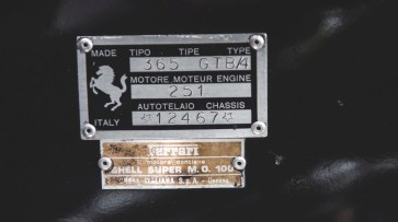 @1969 Ferrari 365 GTB-4 Daytona Competizione Groupe 4 - 21
