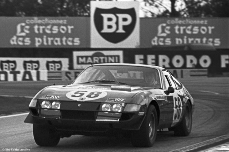 @1969 Ferrari 365 GTB-4 Daytona Competizione Groupe 4 - 40