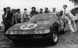 @1969 Ferrari 365 GTB-4 Daytona Competizione Groupe 4 - 42