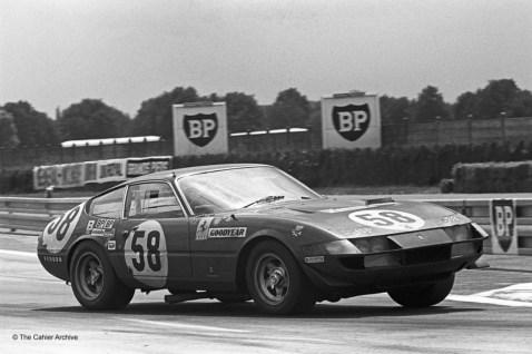 @1969 Ferrari 365 GTB-4 Daytona Competizione Groupe 4 - 43