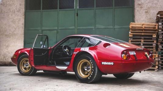 @1969 Ferrari 365 GTB-4 Daytona Competizione Groupe 4 - 7