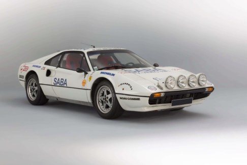 @1976-1983 Ferrari 308 GTB Groupe B Michelotto - 1