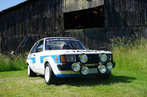 @1979 Talbot Sunbeam Lotus - 1