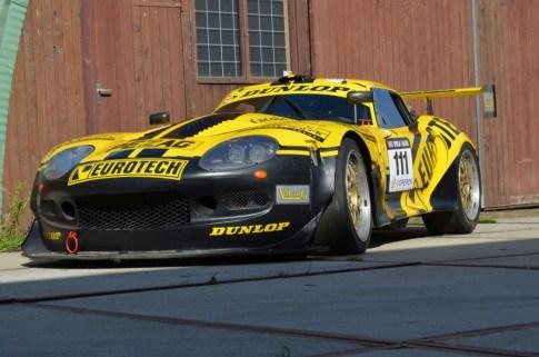 @2001 Marcos Mantis GT3 FIA - 1