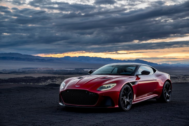@Aston Martin DBS Superleggera - 4