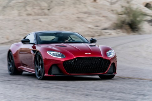 @Aston Martin DBS Superleggera - 7