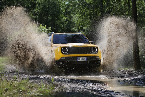 @Jeep Renegade Trailhawk - 8