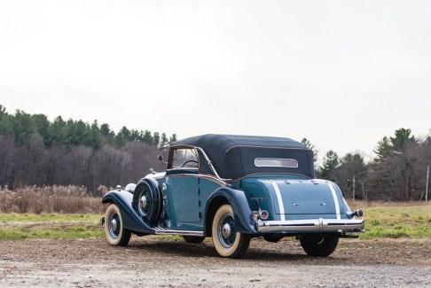 @1933 Packard Eight Cabriolet-2018 - 1