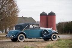 @1933 Packard Eight Cabriolet-2018 - 3