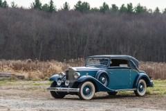 @1933 Packard Eight Cabriolet-2018 - 4