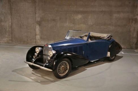 @1937 Bugatti Type 57 Cabriolet par Graber - 1