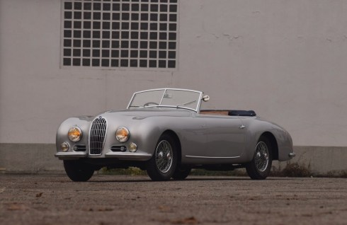 @1950 Talbot Lago Record Grand Sport cabriolet Graber - 1