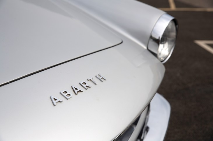 @1961 Abarth 2200 Coupé by Allemano - 14