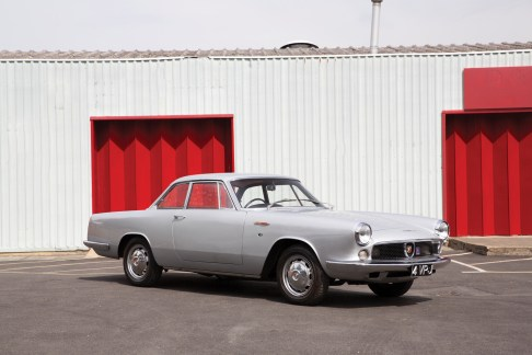 @1961 Abarth 2200 Coupé by Allemano - 21