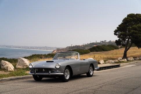 @1961 Ferrari 250 GT Cabriolet Series II-2587 - 34