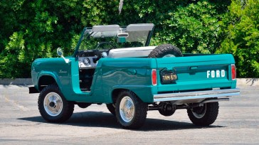 @1966 Ford Bronco - 13