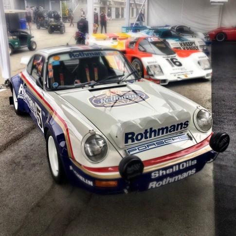 1984 Porsche 911 SC-RS, #WP0ZZZ91Z85110008 - 1