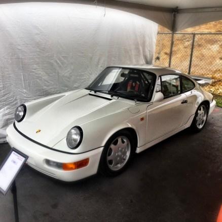 1992 Porsche 911 Carrera 4 Lightweight - 1