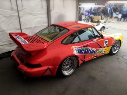 1993 Porsche 911 Carrera RSR 3.8, #6086 - 1