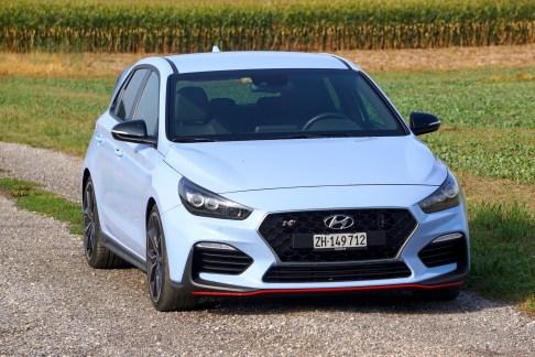 @Test Hyundai i30N - 11