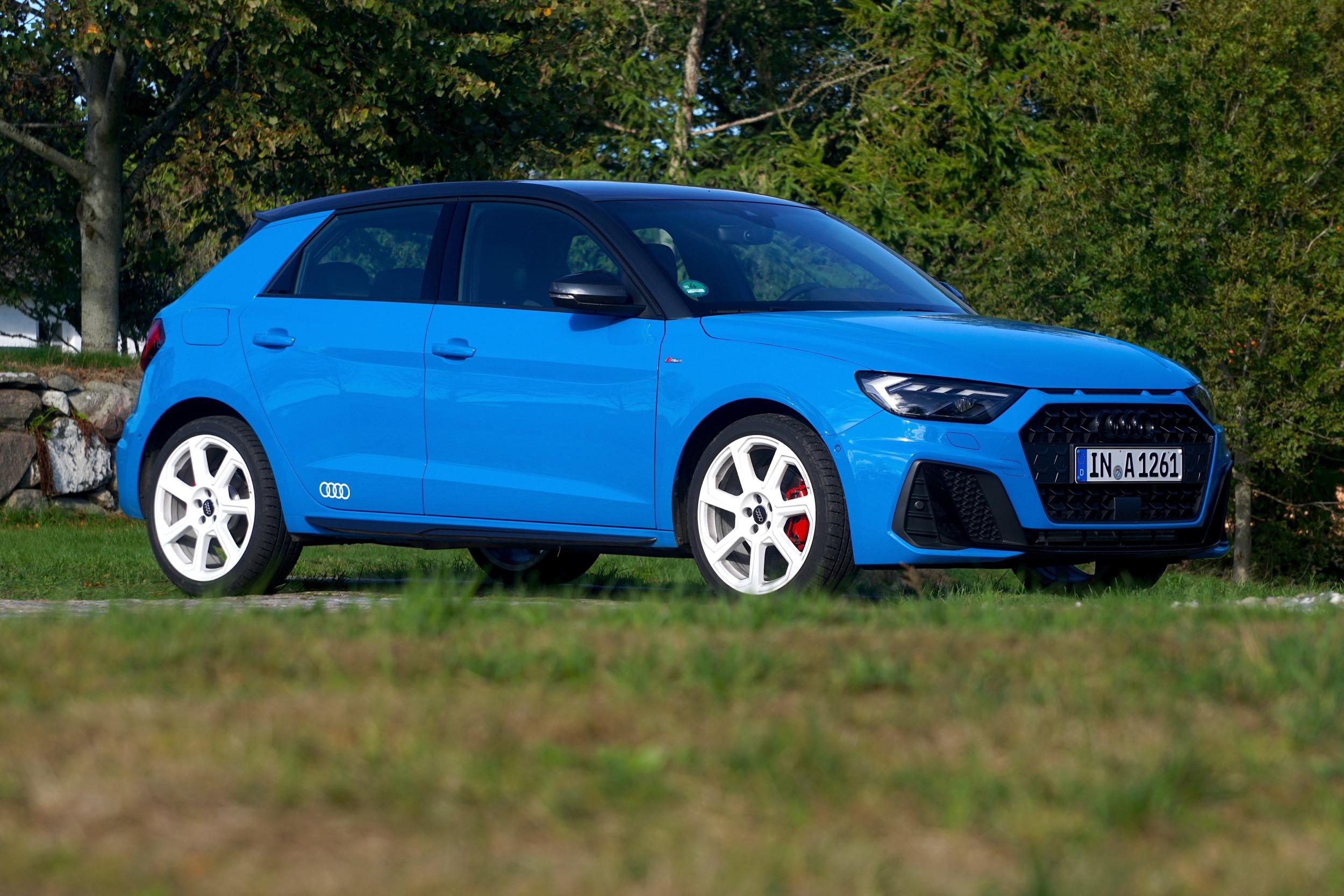 Fahrbericht Audi A1 Sportback Radicalmag
